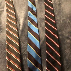 3 Ties From California Tie Tree